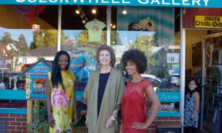 The Color Wheel Gallery  – hosted by Tammy Ortegon