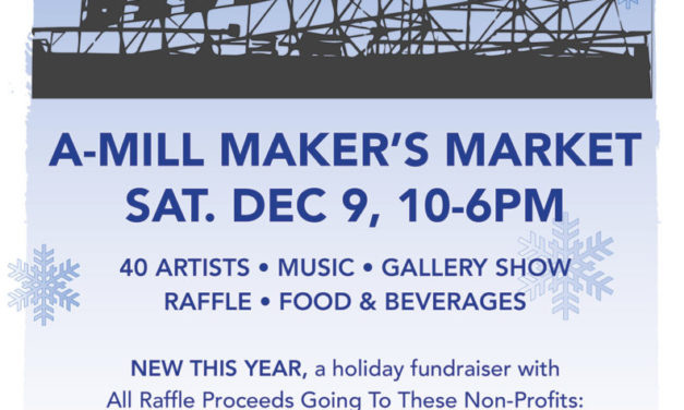 Maker's Market Holiday Fundraiser
