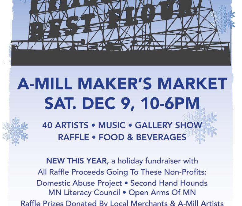 Maker's Market Holiday Fundraiser