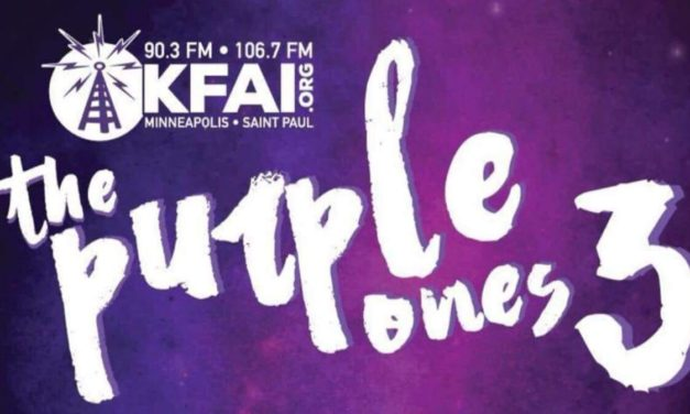 The Purple Ones 3 – Honored Guest!