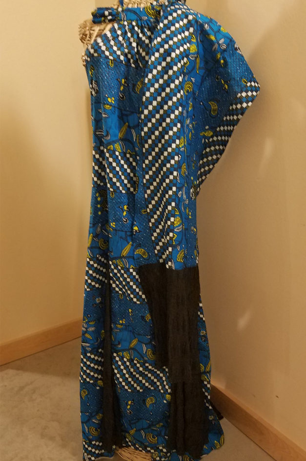 African Nights Dress