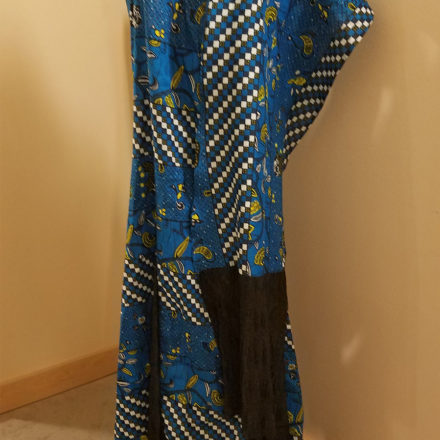 African Nights Dress